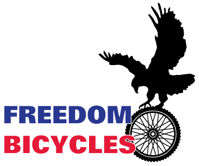 Freedom Bicycles Logo